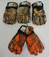 Men's Snow Gloves [Assorted Hardwood Camo]